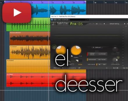 DeEsser | Qué es y Cómo Utilizarlo | VideoTutorial