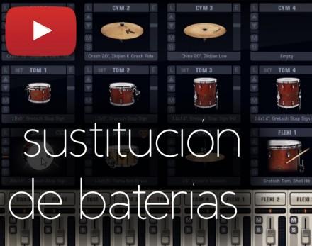 Sustitución de baterías | Videotutorial