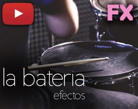 Efectos en la batería | Mezclando una canción | Parte 5