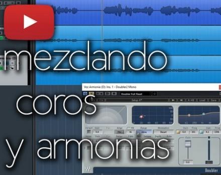 Cómo mezclar coros y armonías | Grabación y Mezcla