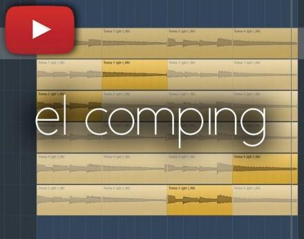 Comping: Qué es y cómo utilizarlo