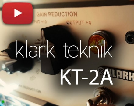 Klark Teknik KT-2A | AUDIO DEMO