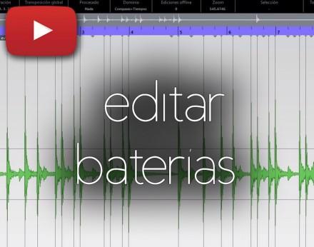 Editar Baterías muy fácilmente | Estudio Durango