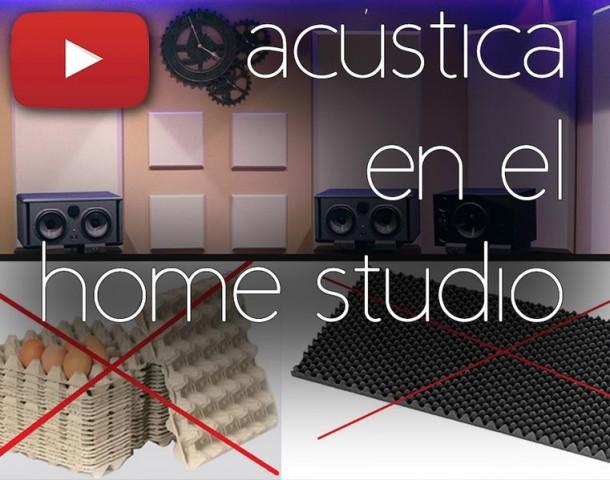 Acústica en el Home Studio | Insonorizar vs Sonorizar