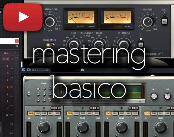 MASTERIZAR una canción | Información básica
