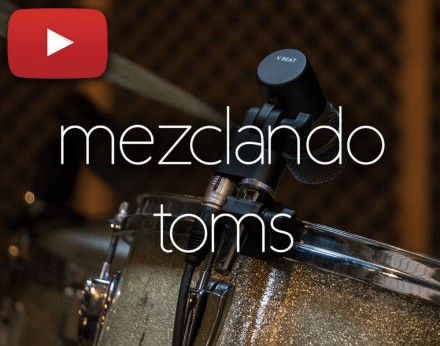 MEZCLAR TOMS de batería | Tutorial