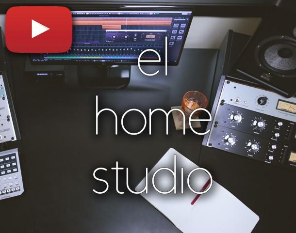 HOME STUDIO información básica