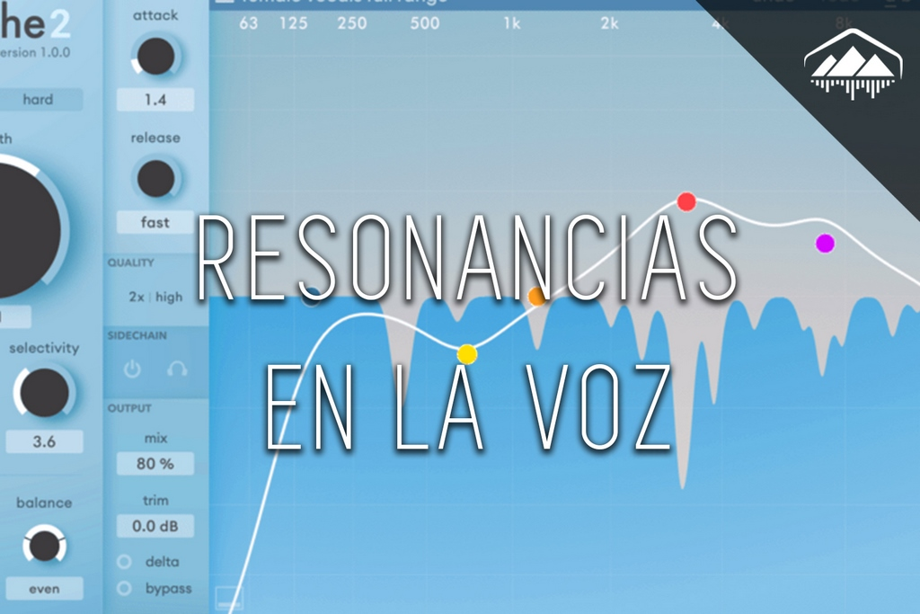 Cómo eliminar RESONANCIAS EN LA VOZ