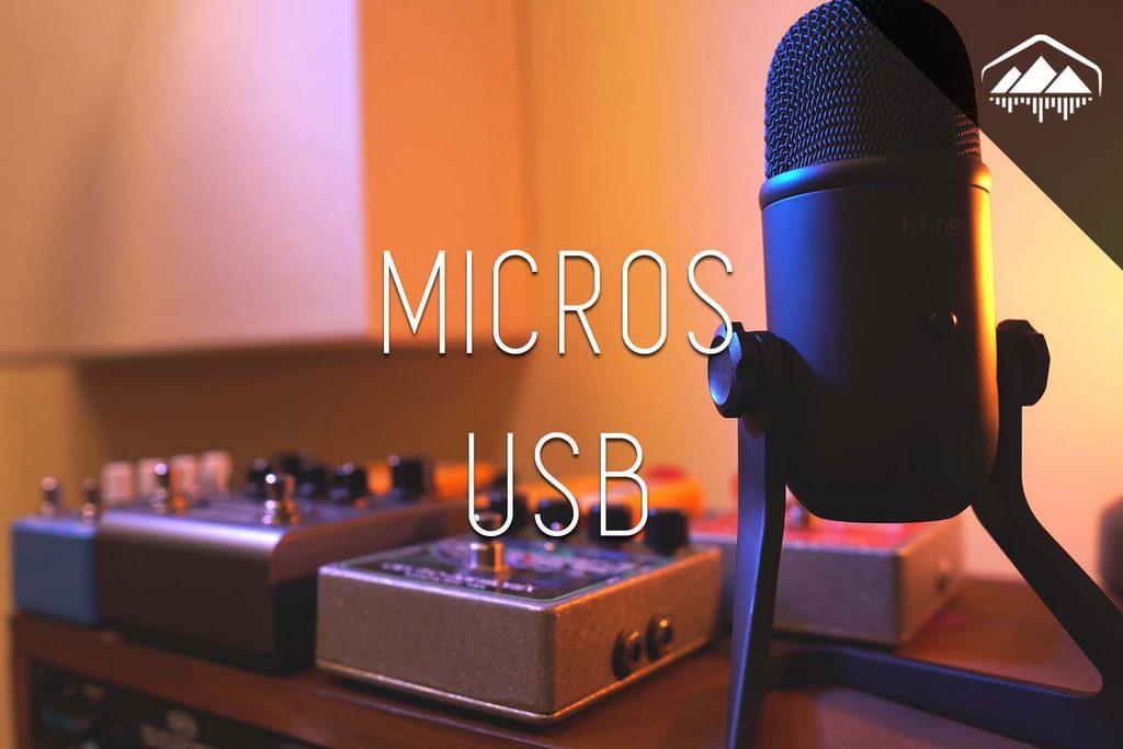 MICRÓFONO USB PARA PC