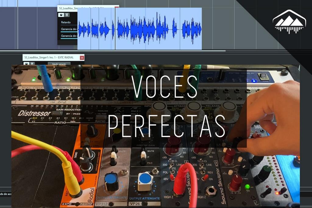 Cómo hacer que una VOZ suene PROFESIONAL