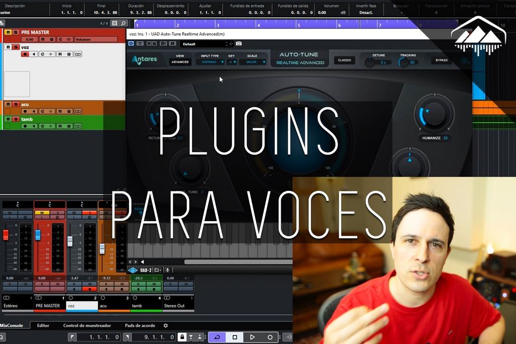 plugins para mezclar voces