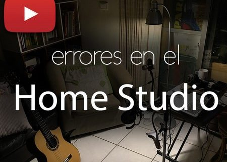 errores home studio