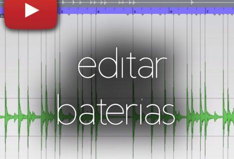 editar baterías