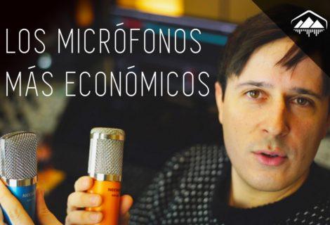 micrófonos baratos