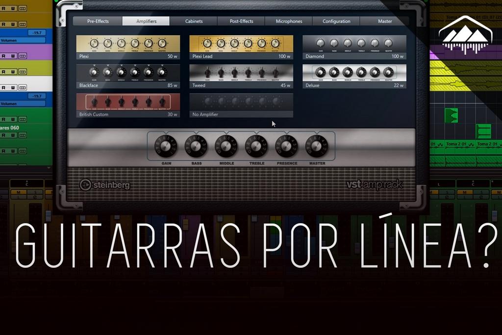 Cómo GRABAR Y MEZCLAR GUITARRAS eléctricas por LÍNEA