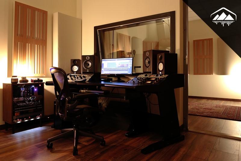 estudio de grabación en vizcaya