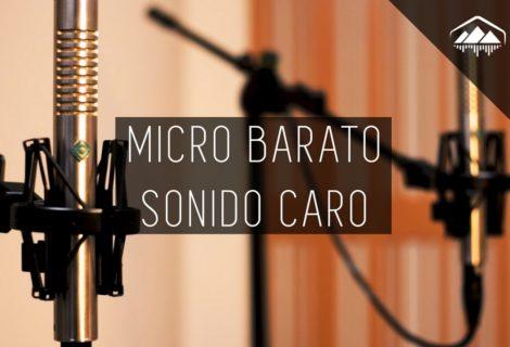 MICRÓFONO DE CINTA