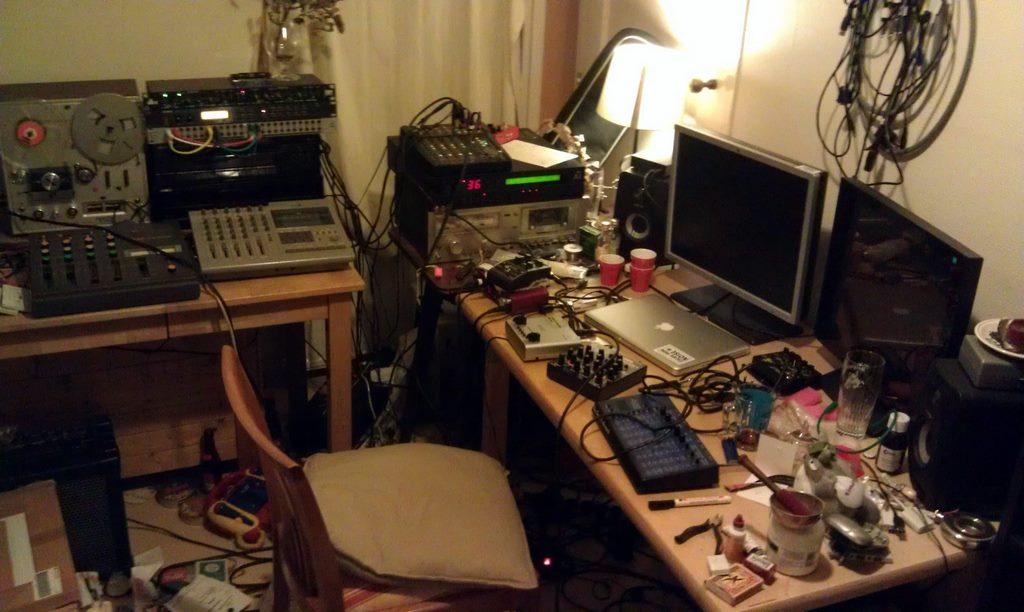 Un auténtico desastre de Home Studio